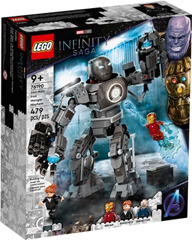 MARVEL: Infinity Saga Iron Man