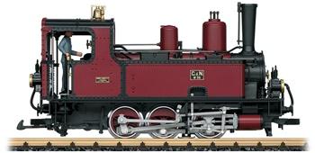 Locomotora de vapor M.T.V. Nr. 36. Digital con sonido.