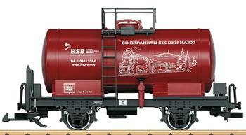 Vagón de extinción de incendios HSB.