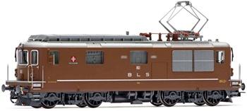 Locomotora eléctrica BLS 161 Re4/4 Domodossola, época IV-V. Digital co