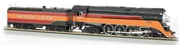 Locomotora 4-8-4 con tender SOUTHERN PACIFIC #4436. Digital con Sonido