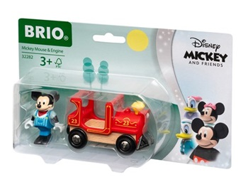 Locomotora Mickey Mouse