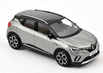 Renault Captur 2020, escala 1/43.