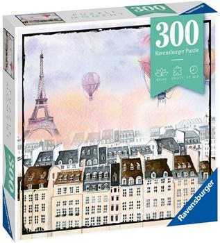 Momento en globo en París, 300 piezas.
