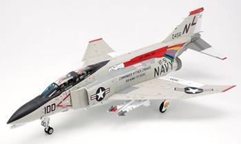F-4B Phantom II. Kit deplástico escala 1/48.