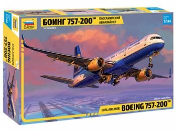 Boeing 757-200 ICELANDAIR. Kit d eplástico escala 1/144.