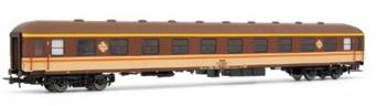 Coche AA-8000 RENFE 1º clase Estrella, época IV. Escala HO.