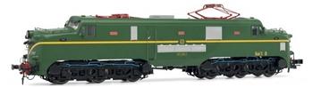 Locomotora Eléctrica Renfe 277.047 (verde-amarillo). Nueva edición. PR