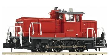 Locomotora diesel serie 363 DB AG.