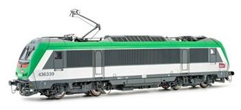Locomotora eléctrica BB436339 de la SNCF. Digital con Sonido.
