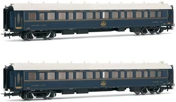 Set de dos coches camas Venice Simplon Orient Express