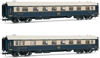 Set de dos coches Venice Simplon Orient Express