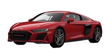Audi R8 Coupé.
