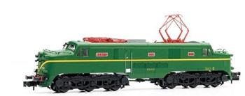 Locomotora eléctrica 277-011-3 RENFE, época IV. Digital con sonido.