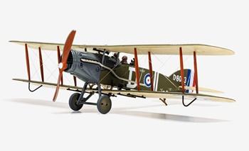 Bristol F2B Fighter D-8063 RAF Nº139. Escala 1/48.