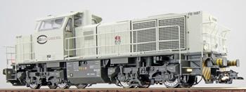 Locomotora Diesel G1000 FB 1487 ECR, época VI. Digital con Sonido.