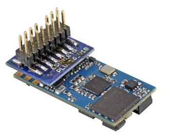Decoder LokSound 5 micro Leerdecoder PluX16.