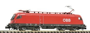 Locomotora eléctrica clase 1116 de la OBB, época VI. Digital con Sonid