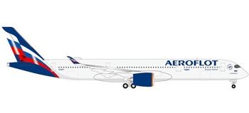 Aeroflot Airbus A350-900 P. Tchaikovsky.