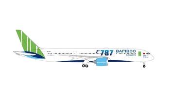 Bamboo Airways Boeing 787-9 Dreamliner.