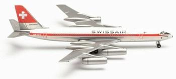 Swissair Convair CV-990 Coronado St. Gallen.