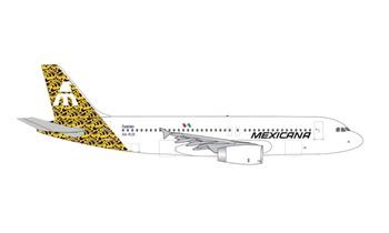 Mexicana de Aviación Airbus A320 Talavera.