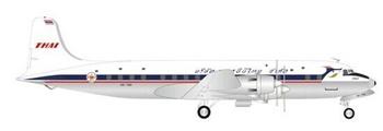 Douglas DC-6B Thai Airways International.