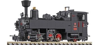 Locomotora de vapor tipo U ZILLERTAL, época VI.