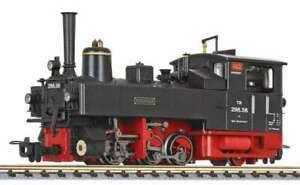 Locomotora de vapor tipo U MARIAPFARR, época VI.