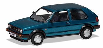 VW Golf Mk2 GTI 16V.