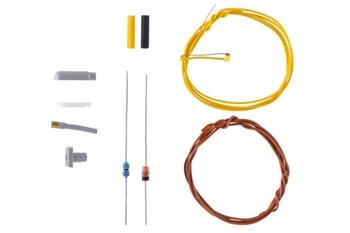 Lampara industrial en kit para montar LED blanco.