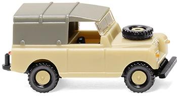 Land Rover escala 1/160.