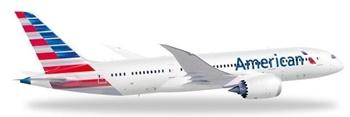American Airlines Boeing 787-8 Dreamliner.