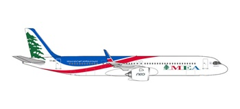 MEA Middle East Airlines Airbus A321neo