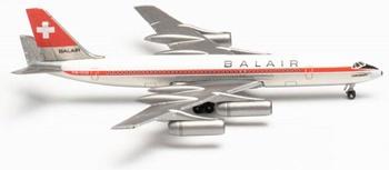 Balair Convair CV-990 Coronado.