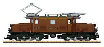 Locomotora eléctrica clase Ge 6/6, época VI.