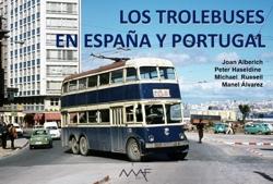 Los trolebuses en España y Portugal.
