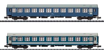 "Set coches pasajeros ""Orient Express"" 2º clase, época IV. Escala N."