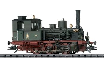 Locomotora de vapor T3 KPEV, época I. Digital con sonido.